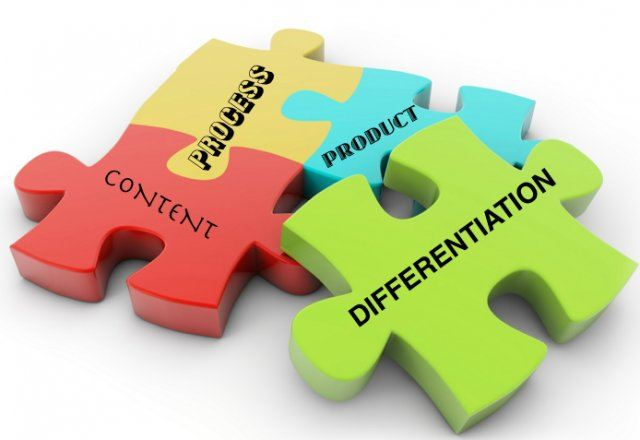 Differentiated Instruction Learn Teach Write Share